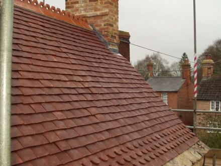 FIRE DAMAGED COTTAGE – STEEPLE ASHTON