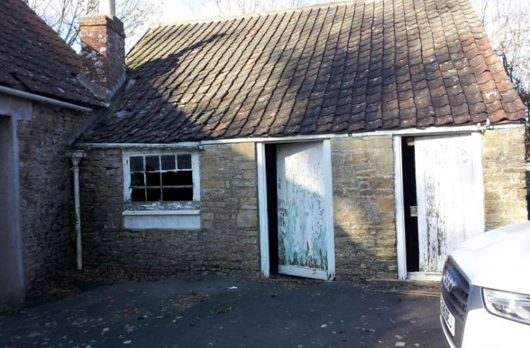 THE HAYLOFT – CONVERSION OF OUTBUILDING